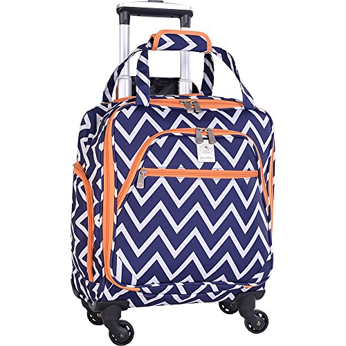 jenni-chan-aria-madison-15-spinner-tote-navy