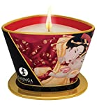 Shunga-E25761-Massagekerze-Romance-Erdbeere