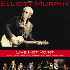 Live hot point (featuring garland jeffreys & chris spedding)