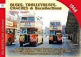 img - for No 51 Buses, Trolleybuses & Recollections 1968 1968 (Buses, Coaches & Recollections) by Henry Conn (2015-02-24) book / textbook / text book