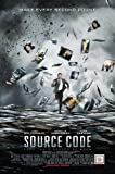Source Code - Movie Poster - 69x102 cm
