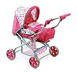 Bayer Chic 2000 559 79 - Combinado Puppenwagen Piccolina, Princesa Lillifee