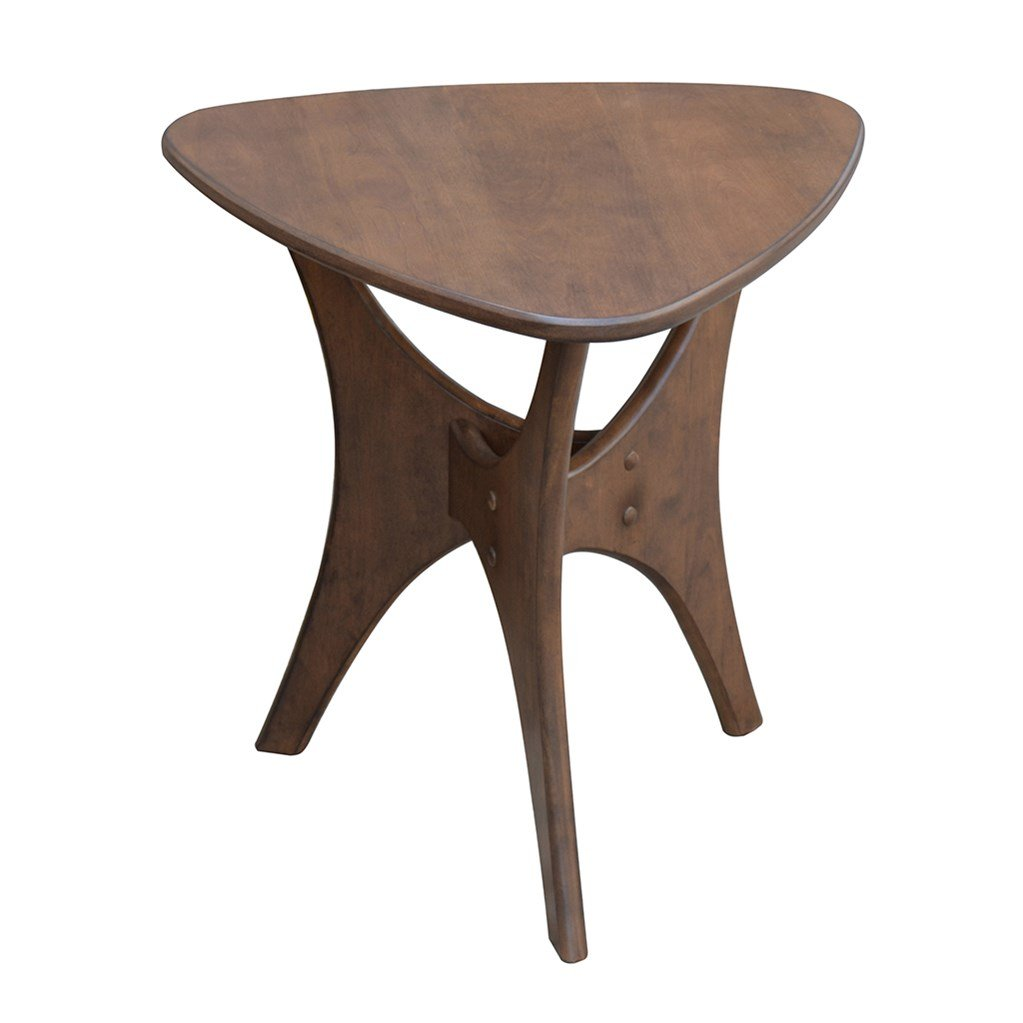 INK+IVY Blaze Triangle Woodside Table
