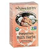 海外直送品Earth Mama Angel Baby Postpartum Bath Herbs, 3.3 oz (Pack of 6)