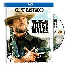 The Outlaw Josey Wales [Blu-ray Book]