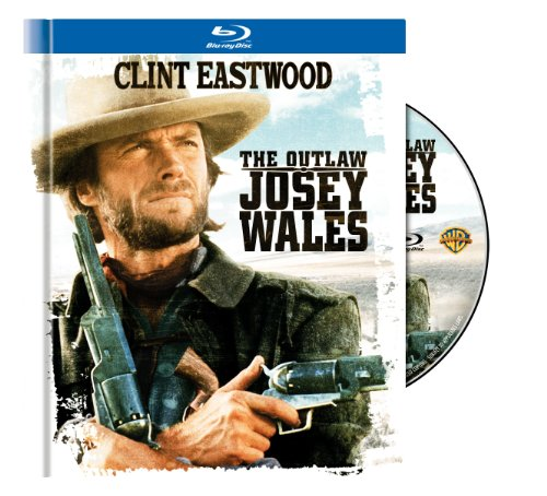 Cover art for  The Outlaw Josey Wales [Blu-ray Book]
