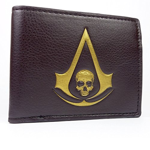 Ubisoft Assassins Creed Black Flag Multicolore portafoglio