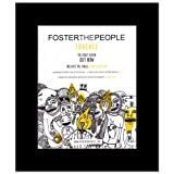FOSTER THE PEOPLE - Torches - The Debut Album Matted Mini Poster - 31.8x28cm