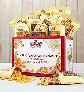 24 Pack Single Serve Popcorn - 24 Pack Single Serve Popcorn