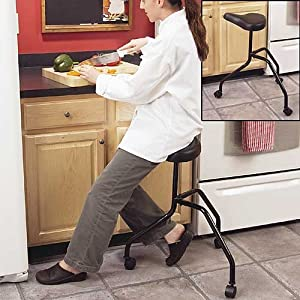 Amazon Roll About Rolling fice Chair Adjustable