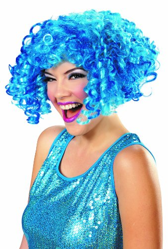 Disguise Sesame Street Cookie Monster Glam Adult Costume Wig