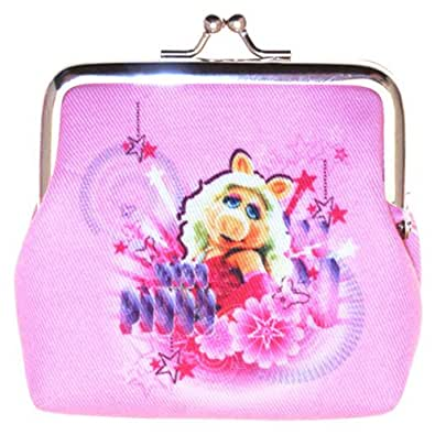 Disney The Muppets Show 'Miss Piggy' Coin Purse - Official UK Licensed Product.