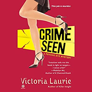 Crime Seen Audiobook