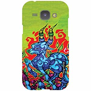 Design Worlds Samsung Galaxy J1 Back Cover - Magnetic Designer Case and Covers
