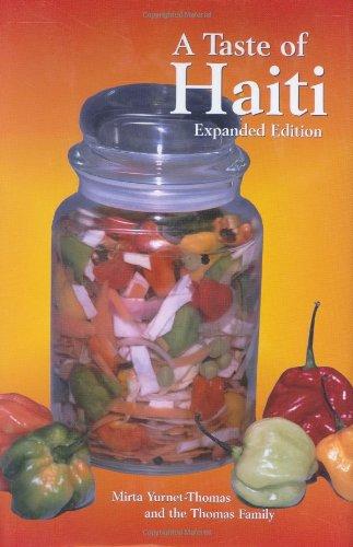 A Taste of Haiti (Hippocrene Cookbook Library) (Haiti Food compare prices)