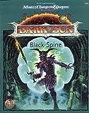 img - for Black Spine (Dark Sun) book / textbook / text book