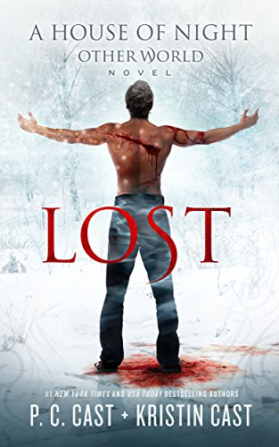 Lost (House of Night Other World series, Book 2) [P. C. Cast;Kristin Cast] (Tapa Dura)