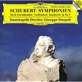 """Schubert: Symphony No.8 In B Minor D. 759 """"Unfinished""""; Symphony No. 9 In C major, D. 944 """"The Great"""""""