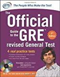 GRE The Official Guide to the Revised General Test with CD-ROM, Second Edition (Official Guide to the Gre)