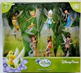 Disney Fairies Parks Figurine PVC Playset Play Set Cake Topper NEW
