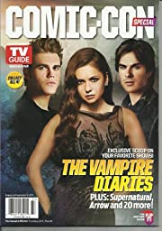 TV Guide The Vampire Diaries/The Original SDCC Exclusive Dual Cover Comic-Con 2013