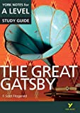 The Great Gatsby: York Notes for A-Level 2015 (York Notes Advanced)