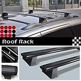 LT Sport serial#CB-4 for Utility Roof Rack Cross Bars Top Luggage Carrier Kit by LT Sport