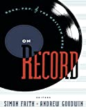 img - for On Record: Rock, Pop and the Written Word book / textbook / text book