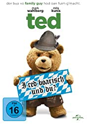 Ted - I red boarisch und du? - Bairische Version