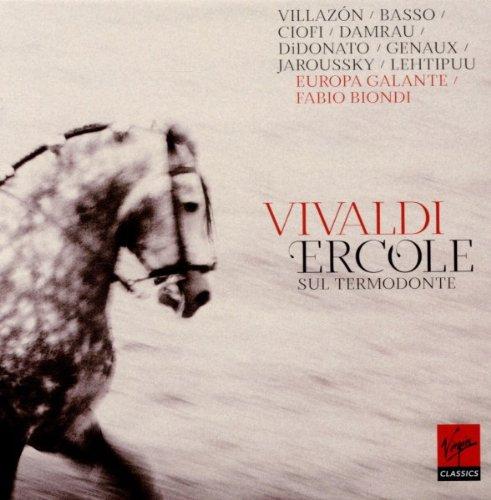 Ercole (Villazon,Damrau,Didonato,Jarouss) - Vivaldi - CD