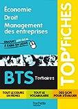 TOP'Fiches - Économie, Droit, Management des entreprises BTS