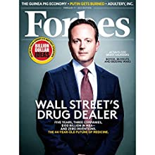 Forbes, January 26, 2015  by Forbes Narrated by Ken Borgers