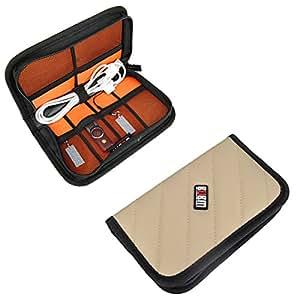 BUBM Multifunction Storage Organizer Bag Box For USB Cables**