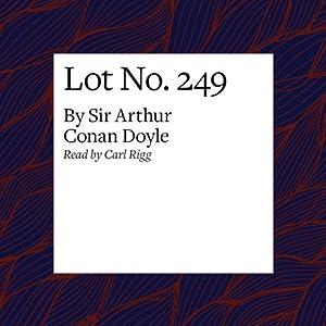 Lot No. 249 Audiobook