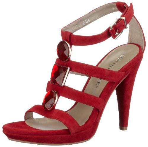 Bruno Premi, Scarpe stringate donna, Rosso (rosso), 40