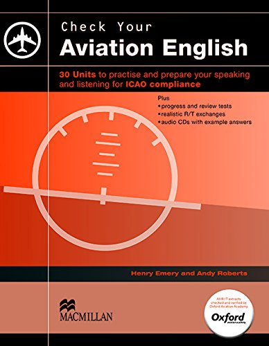 CHECK YOUR AVIATION ENGLISH Sts Pack