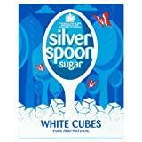 Silver Spoon Sugar White Cubes 500g (Pack of 10)
