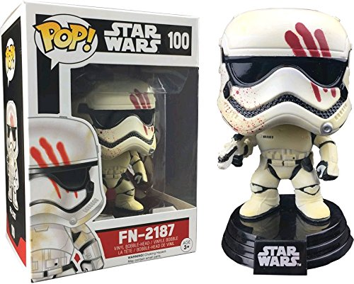 Funko - Figurine Star Wars Episode 7 - FN-2187 Exclu Pop 10cm - 0849803095383