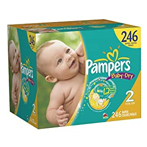 Pampers Diapers Size Chart by WEIGHT: Pampers Diaper Size 2