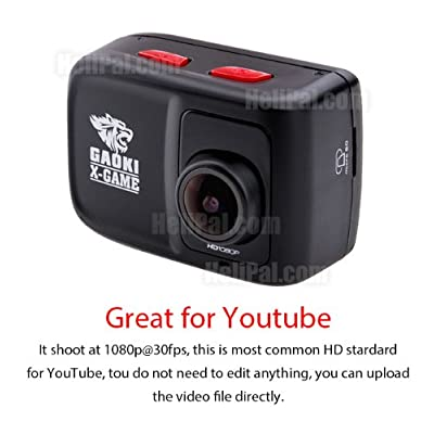 Gaoki X-Game HD Camera Gaoki-Cam-X-Game