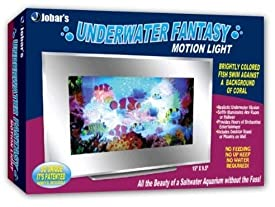 Underwater Aquarium Motion Lamp
