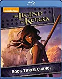 Legend of Korra: Book Three: Change [Blu-ray]