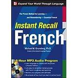 Instant Recall French, 6-Hour MP3 Audio Programby Michael Gruneberg