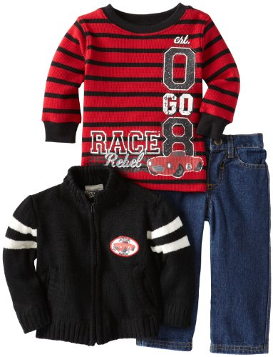 Baby Boys Sweaters back-1010379