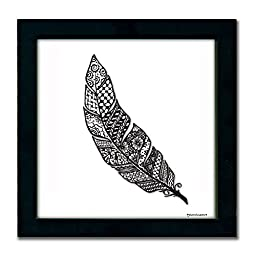 Feather Pen & Ink