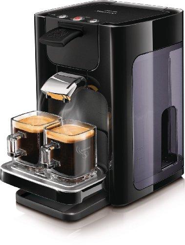 Philips Senseo Quadrante HD7860/60 Coffee Pod System, Black