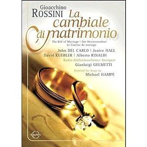 Rossini, Gioacchino - La cambiale di matrimonio