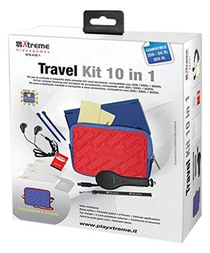 X:Treme 95481 Travel KIT 10 IN 1 Pack accessori