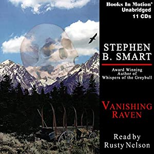 Vanishing Raven Audiobook