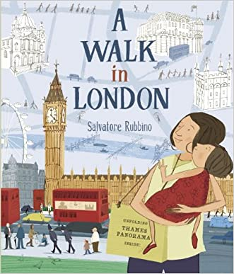 A Walk in London written by Salvatore Rubbino